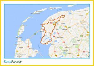 kaartelfsteden5daagse-tocht
